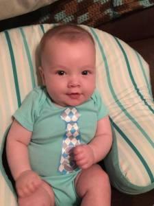 Logan 3 months
